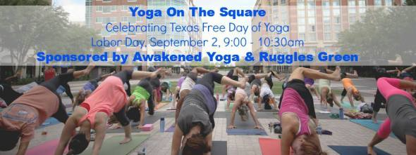 awakened yoga at town center